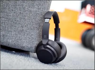 Microsoft Surface Headphones 2: Design