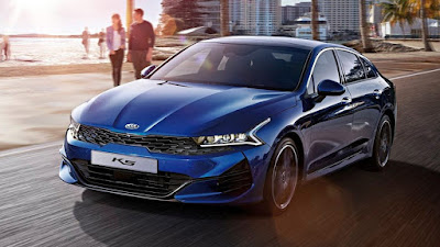 2021 Kia K5 GT Review