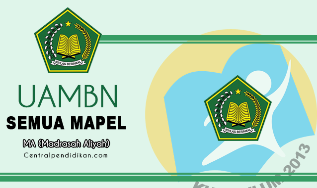 Download Soal & Jawaban UAMBN MA