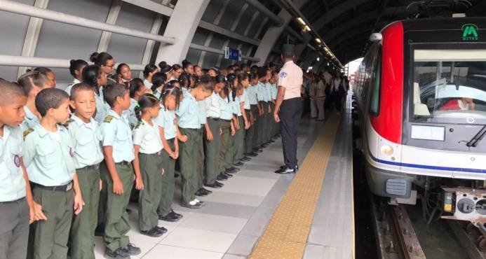 "OPRET inicia campaña estudiantil ""Cultura Metro"""