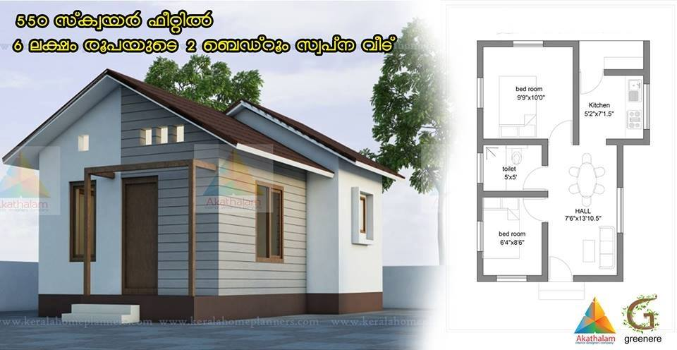 latest kerla home plans under 15 lakhs, below 5 lakhs home plans in kerala