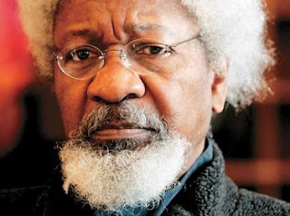 Aircraft passenger asks Soyinka to vacate his seat