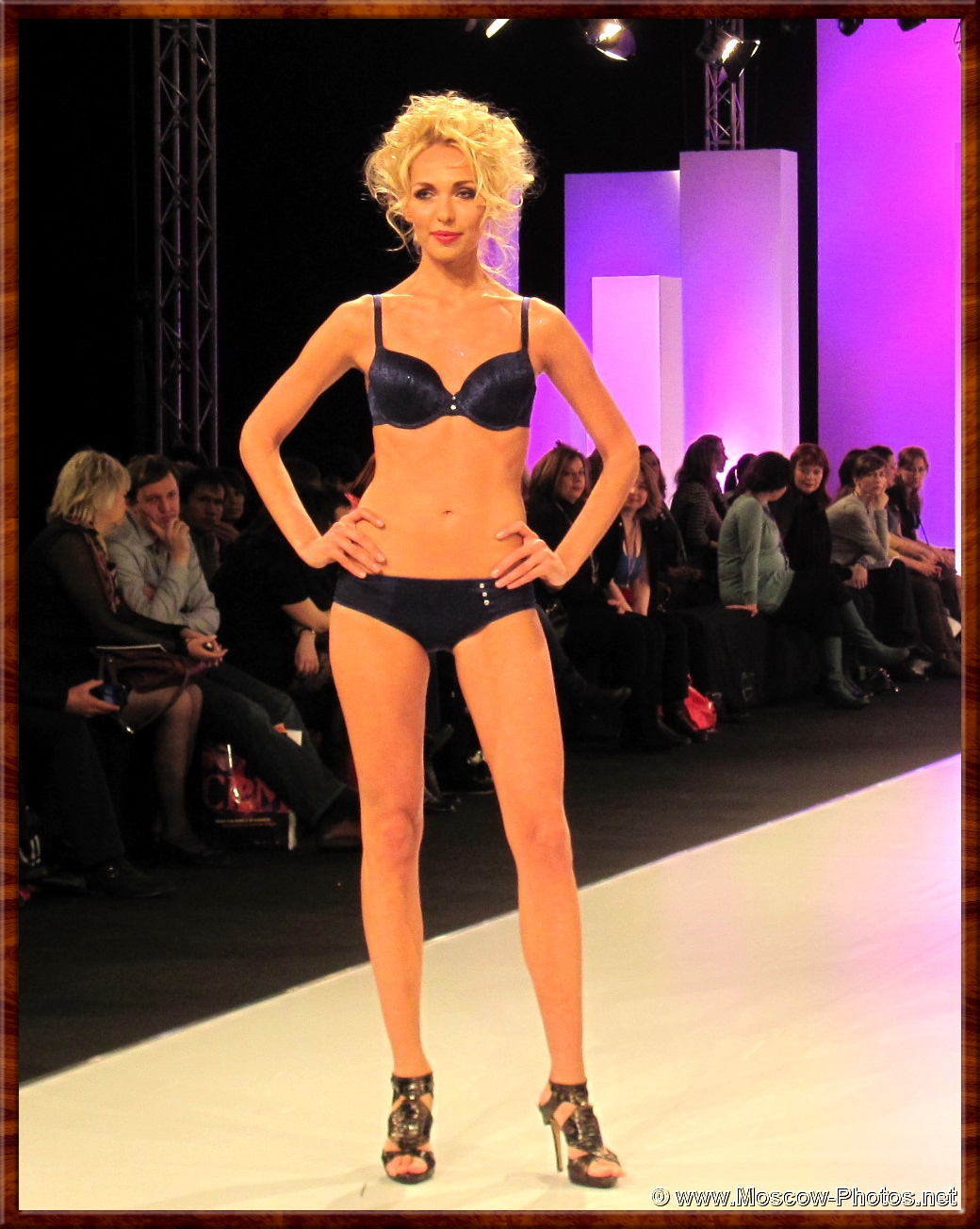 Lingerie Fashion Show at Collection Premiere Moscow - Felina