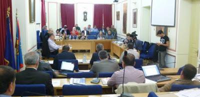 ΣΗΜΑΝΤΙΚΑ έργα υποδομών ενέκρινε το Δ.Σ. Καλαμάτας