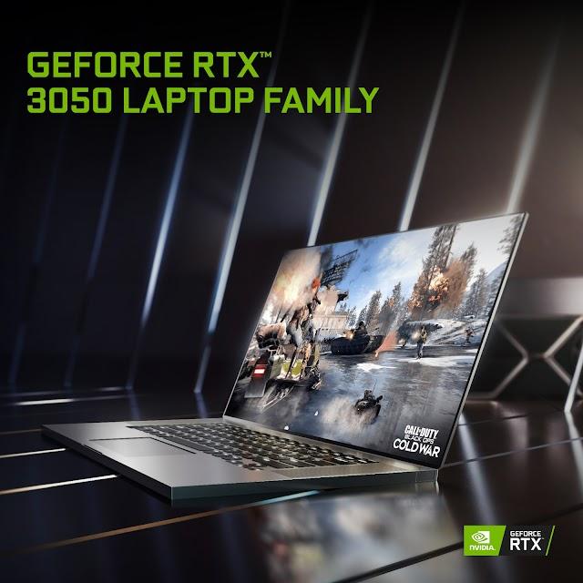 NVIDIA,DLSS sağlayan GeForce RTX dizüstü bilgisayarını duyurdu.