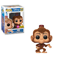 Pop! Disney: Aladdin Abu Hot Topic