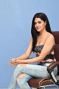 sakshi chowdary at selfie raja event-thumbnail-15