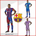 Kit Barcelona 2022 And Logo Dream League soccer 2022