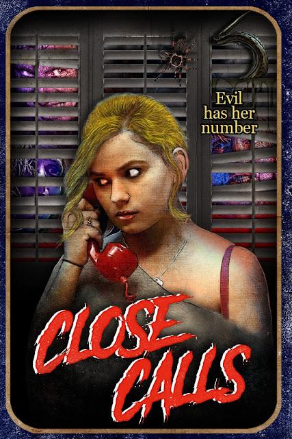 Close Calls Poster