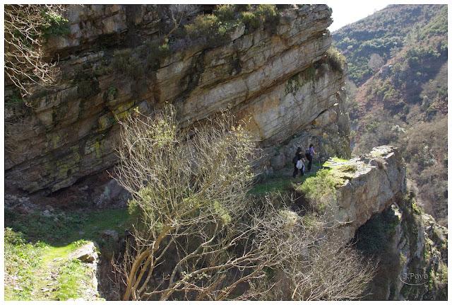 Ruta por las Hoces del Esva, Monumento Natural, Asturias