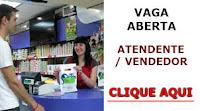 Atendente/Vendedora