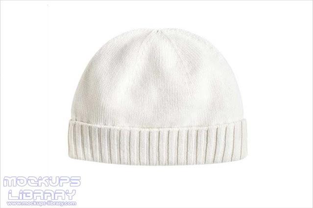 White Cap Mockup Design