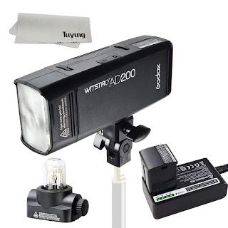 Rental Godox-AD-200-Pocket-Flash in Trivandrum