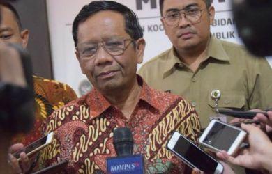 Lockdown Itu Tidak Manusiawi, Mafhud Bandingkan Indonesia dengan Italia