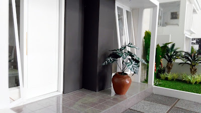 Teras Rumah Orchid 5, 70/160 Citra Indah City