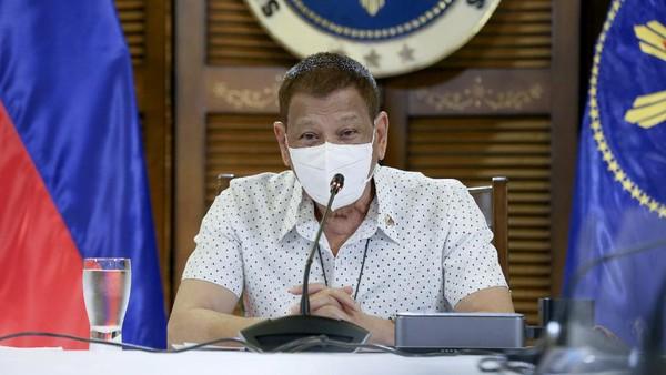 Mengejutkan! Duterte Batal Jadi Cawapres, Akan Mundur dari Politik