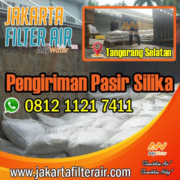 Harga Jual Pasir Silika Untuk Industri Di Jakarta Barat - Ady Water