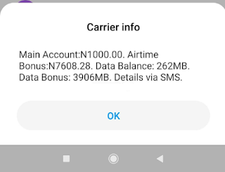 How MTN Users can Get 3.5GB Data and N7000 Airtime for Free.