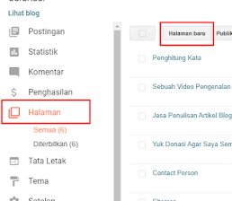 Cara Membuat Halaman Penghitung Kata (Word Counter) di Blogger