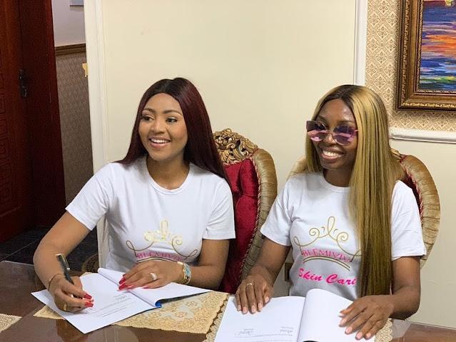 Young And Winning! Regina Daniels Bags New Multi-million Naira Endorsement Deal
