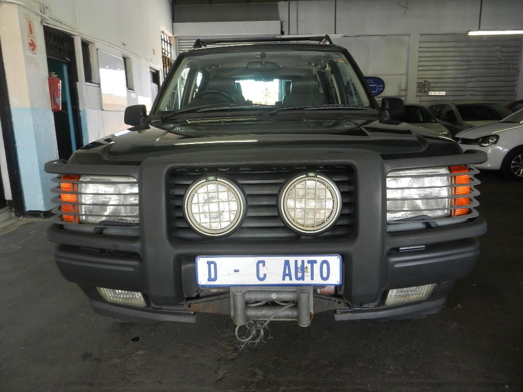 1999 range rover [ 1024 x 768 Pixel ]