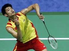 overhead badminton tecnique