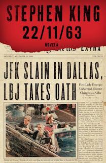 "Reseña: ""22/11/63"" - Stephen King"