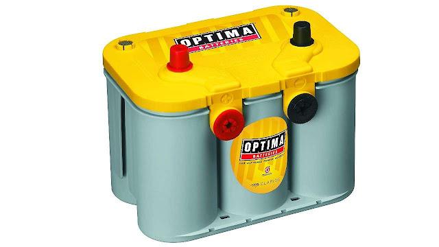 Optima Batteries 8014-045