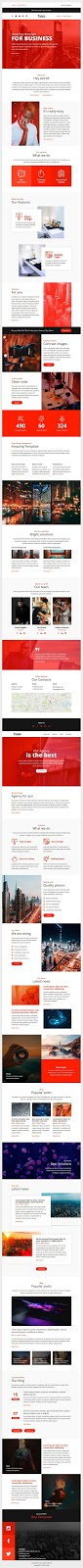 Best Email Newsletter Template + Online Builder