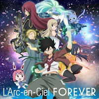 L'Arc~en~Ciel FOREVER Lyrics