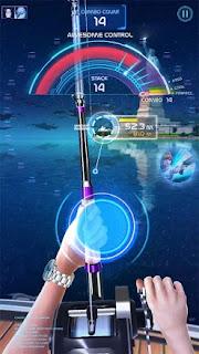 Jogo de pesca para android com o máximo de dano