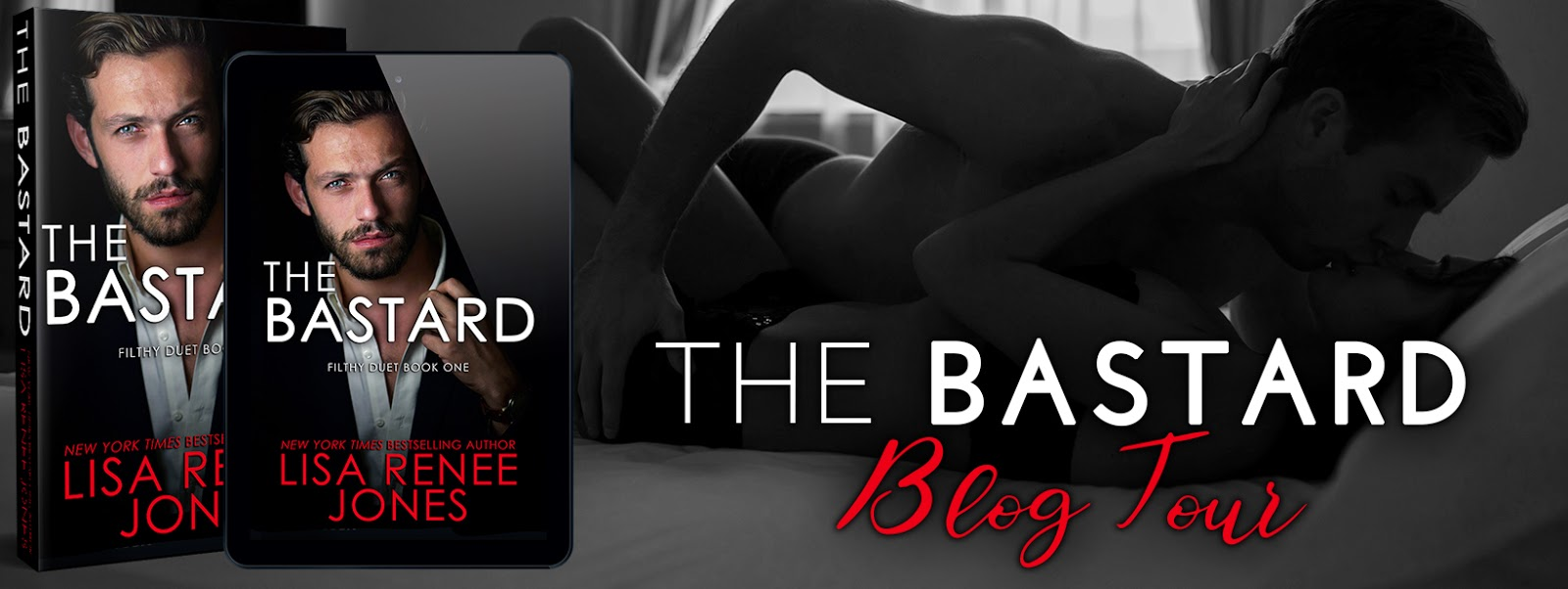 The Bastard by Lisa Renee Jones is Live!!