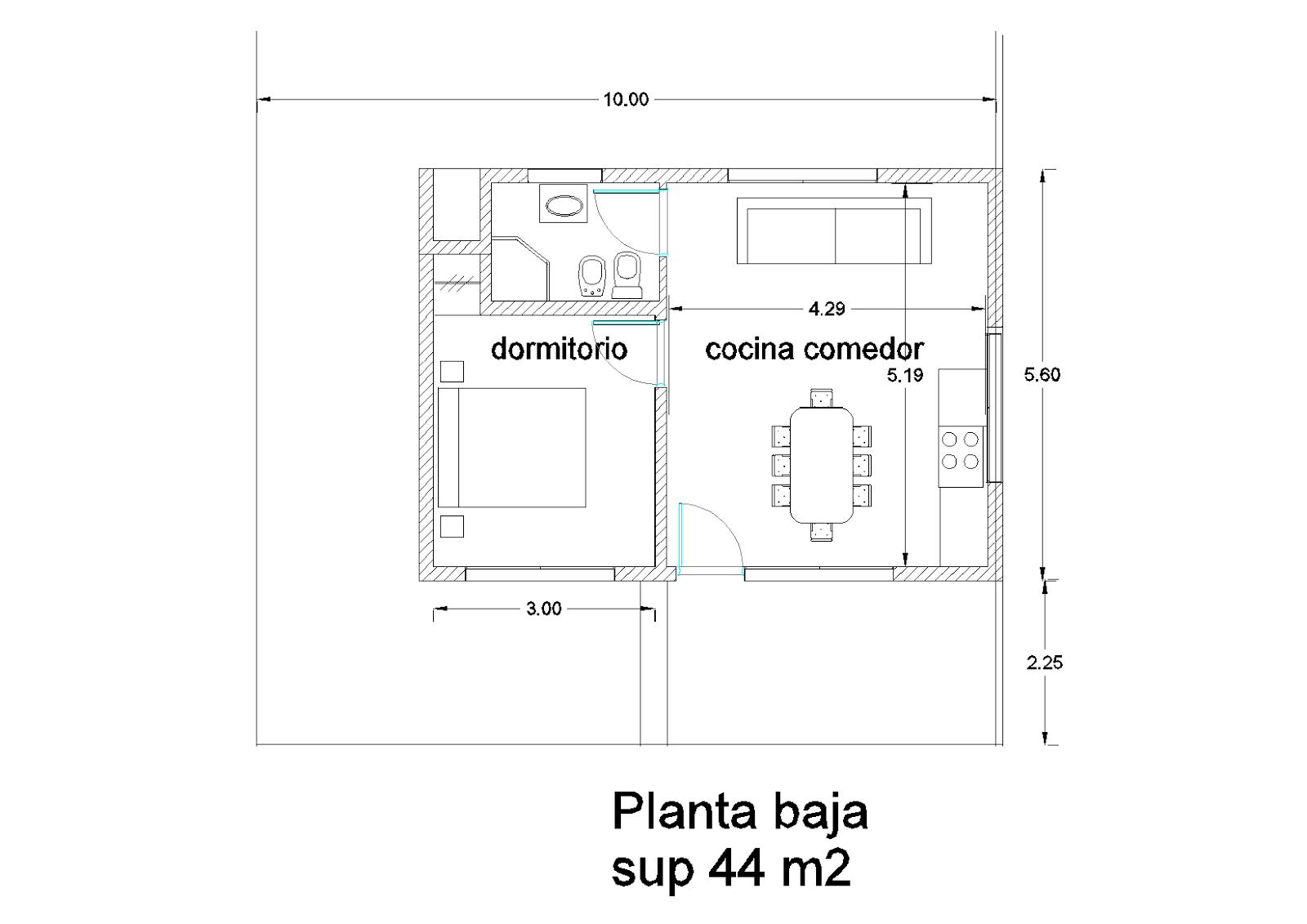 Arquitectura y dise o refacci n y ampliaci n de una casa for Arquitectura y diseno de casas