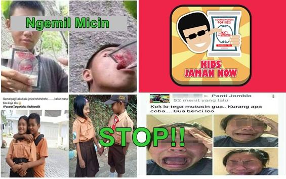 Download aplikasi Game Kid jaman Now full