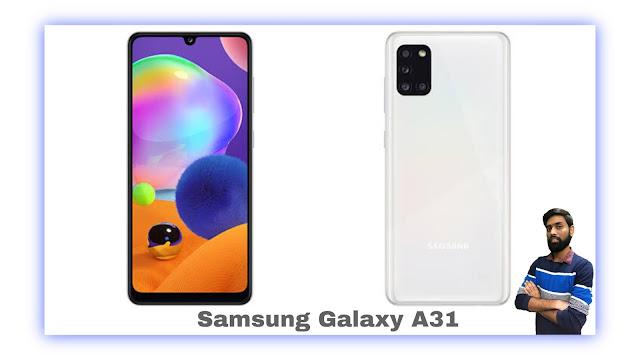 Samsung Galaxy A31 launch date