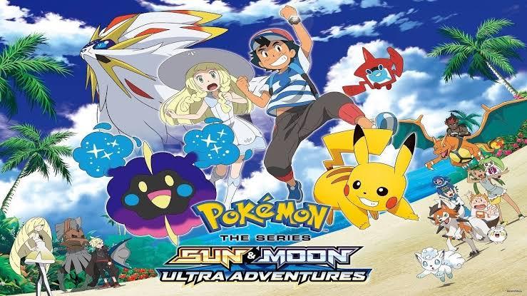 Pokemon Season 21 Sun & Moon Ultra Adventures Images In Hd