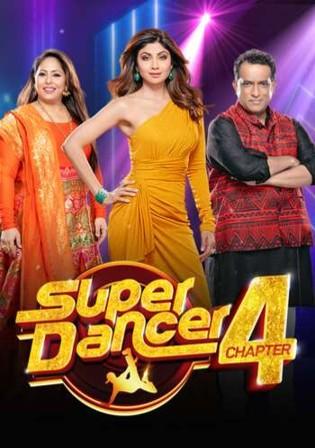 Super Dancer Chapter 4 HDTV 480p 250MB 15 May 2021