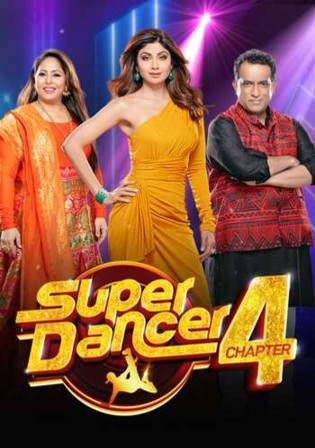 Super Dancer Chapter 4 HDTV 480p 250MB 15 May 2021 Watch Online Free Download bolly4u