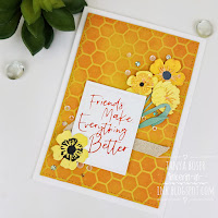 Spellbinders and Trinity Stamps