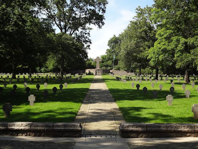 Cementerio aleman en Luxemburgo