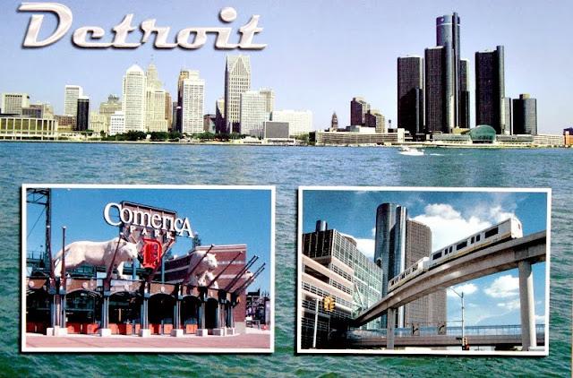 USA Detroit