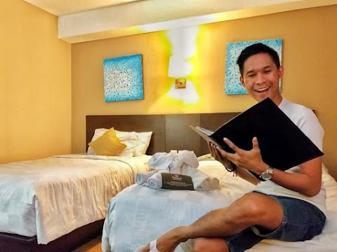 Staycation di Best Western Premier The Hive, Hotel Bintang 5 di Jakarta Timur