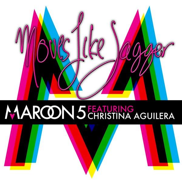 Maroon 5 Magic Mp3 Download: Maroon 5 Ft Christina Aguilera Moves Like Jagger Songs