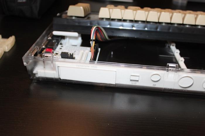 frame para commodore 64c