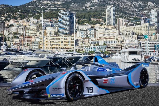 Zf Electric Driveline To Premiere In Formula E