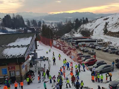 Ośrodek narciarski Czorsztyn Ski, góra Wdżar, Kluszkowce