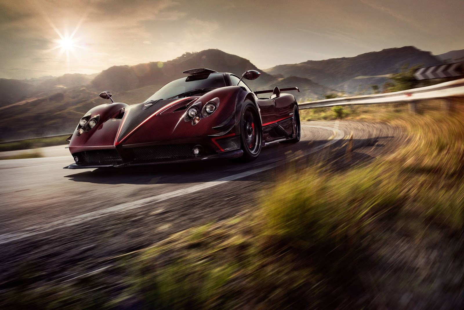 Pagani Zonda Fantasma Evo Is The Craziest Of Them All