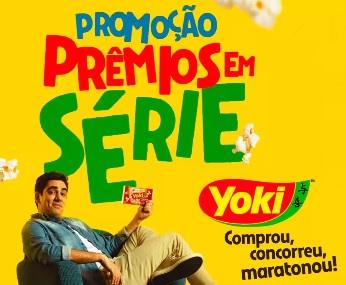 Cadastrar Promoção Prêmios Série Yoki 2021 Produtos