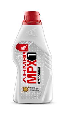 Apa Perbedaan oli MPX 1 dan MPX 2 ?