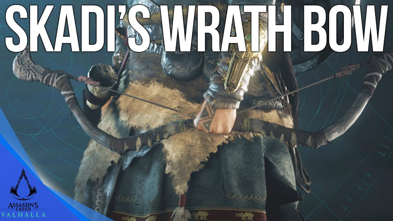 Assassin's Creed: Valhalla - How To Get Skadi's Wrath Bow